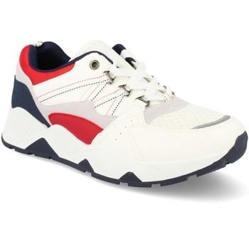 Schoenen Heren Lage sneakers Tony.p BL-31 Blanco