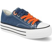 Schoenen Dames Lage sneakers Tony.p BL-37 Azul