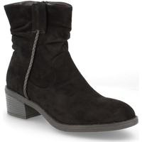 Schoenen Dames Enkellaarzen H&d HD-520 Negro