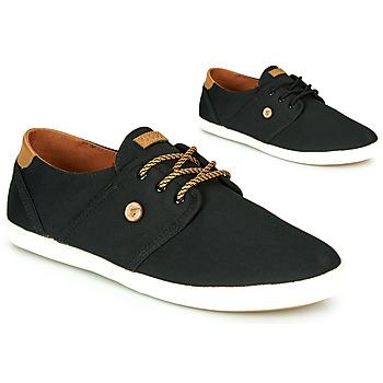 Schoenen Heren Lage sneakers Faguo CYPRESS Zwart