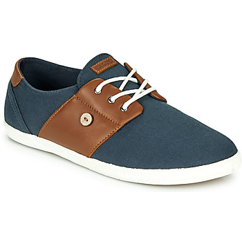Schoenen Heren Lage sneakers Faguo CYPRESS Marine / Brown