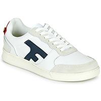 Schoenen Lage sneakers Faguo HAZEL Beige / Marine / Rood