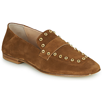 Schoenen Dames Mocassins Fru.it  Brown