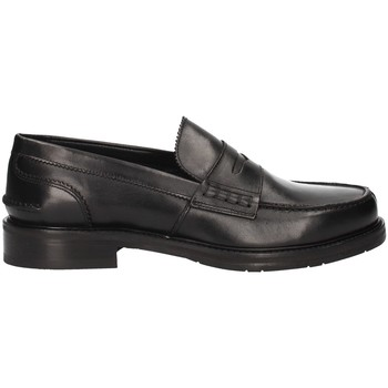 Schoenen Heren Mocassins L'homme National 301 Black