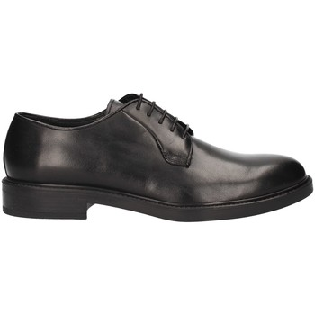 Schoenen Heren Derby L'homme National 1019 Black