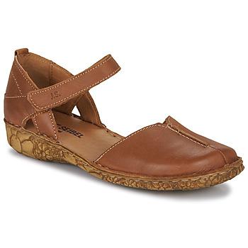 Schoenen Dames Sandalen / Open schoenen Josef Seibel ROSALIE 42 Cognac