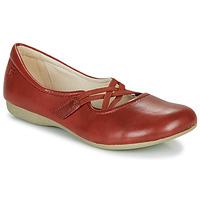 Schoenen Dames Ballerina's Josef Seibel FIONA 41 Rood