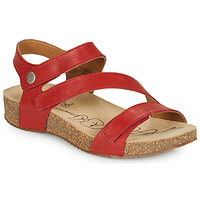 Schoenen Dames Sandalen / Open schoenen Josef Seibel TONGA 25 Rood