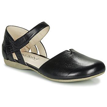 Schoenen Dames Sandalen / Open schoenen Josef Seibel fiona67 Zwart