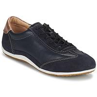 Schoenen Dames Lage sneakers Geox D VEGA Marine