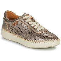 Schoenen Dames Lage sneakers Pikolinos MESINA W6B Zilver