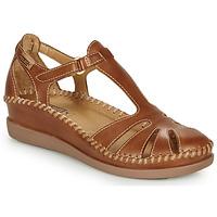 Schoenen Dames Sandalen / Open schoenen Pikolinos CADAQUES W8K  camel