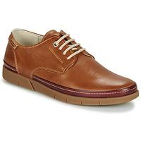 Schoenen Heren Derby Pikolinos PALAMOS M0R Brown