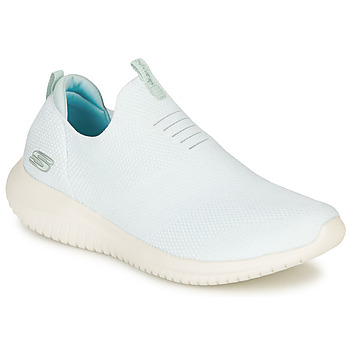 Schoenen Dames Fitness Skechers ULTRA FLEX Wit