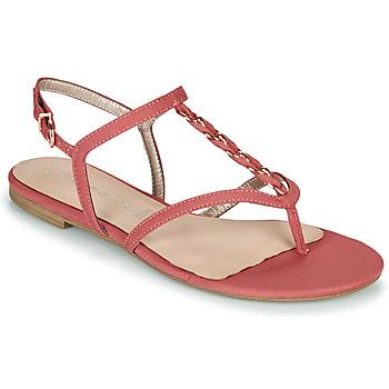 Schoenen Dames Sandalen / Open schoenen Tamaris IRENE Rood