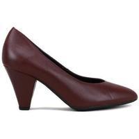 Schoenen Dames pumps Krack BARTI Rood