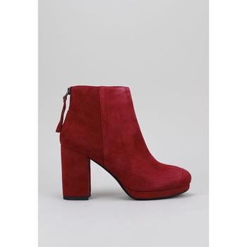 Schoenen Dames Low boots Sandra Fontan SHULA Rood