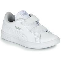 Schoenen Kinderen Lage sneakers Puma Puma Smash v2 L V PS