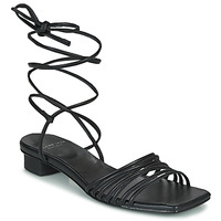 Schoenen Dames Sandalen / Open schoenen Vagabond ANNI Zwart