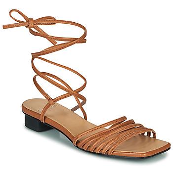 Schoenen Dames Sandalen / Open schoenen Vagabond ANNI  camel
