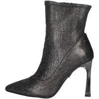 Schoenen Dames Enkellaarzen Laura Biagiotti 5723 Charcoal grey