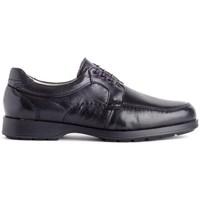 Schoenen Heren Derby & Klassiek Traveris 41096 Zwart