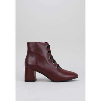 Schoenen Dames Enkellaarzen Krack COLOR Rood