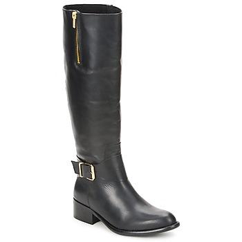 Schoenen Dames Hoge laarzen Betty London NIDIL Zwart