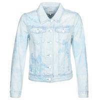 Textiel Dames Spijker jassen Desigual WHAII Blauw