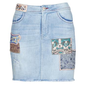 Textiel Dames Rokken Desigual PATTY Blauw