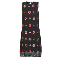 Textiel Dames Korte jurken Desigual TRESOR Multicolour