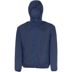 Textiel Windjacken Sols SHORE HIDRO SPORT Azul