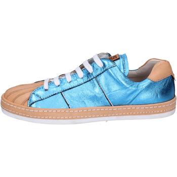 Schoenen Dames Lage sneakers Moma sneakers pelle Blu
