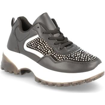 Schoenen Dames Lage sneakers Festissimo F9016 Negro