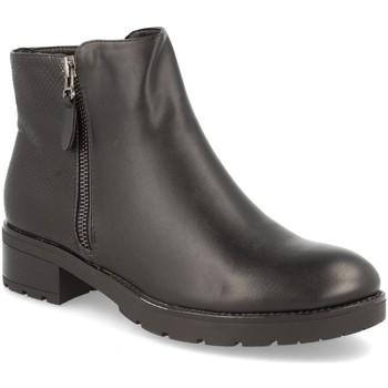 Schoenen Dames Enkellaarzen Clowse 9B1032 Negro