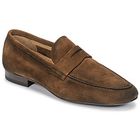 Schoenen Heren Mocassins Brett & Sons FIRICE Brown