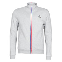 Textiel Heren Trainings jassen Le Coq Sportif ESS FZ Sweat N°2 M Grijs / Chiné