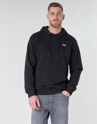 Textiel Heren Sweaters / Sweatshirts Fila Edison Zwart