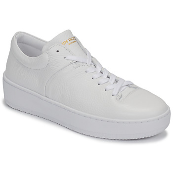 Schoenen Dames Lage sneakers Jim Rickey CLOUD FAT Wit