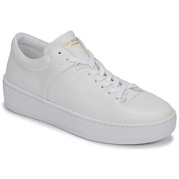 Schoenen Dames Lage sneakers Jim Rickey CLOUD FAT Wit