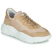 Schoenen Dames Lage sneakers Jim Rickey WINNER Tan