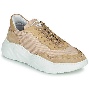 Schoenen Dames Lage sneakers Jim Rickey WINNER Tan