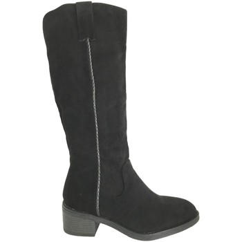 Schoenen Dames Hoge laarzen H&d HD-521 Negro