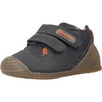Schoenen Jongens Lage sneakers Biomecanics 191150 Blauw