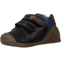 Schoenen Jongens Lage sneakers Biomecanics 191155 Zwart