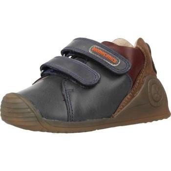 Schoenen Jongens Lage sneakers Biomecanics 191155 Blauw