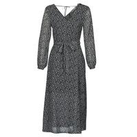 Textiel Dames Lange jurken Ikks BQ30085-02 Zwart