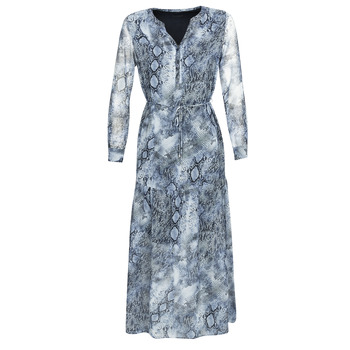 Textiel Dames Lange jurken Ikks BQ30285-44 Blauw