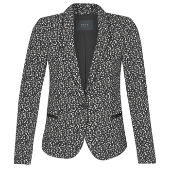 Textiel Dames Jasjes / Blazers Ikks BQ40025-02 Zwart