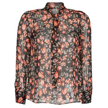 Textiel Dames Tops / Blousjes Ikks BQ13105-03 Multicolour